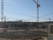 Ход строительства жилого комплекса, 23.04.2014 III очередь