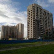 Ход строительства жилого комплекса, 26.06.2014 II очередь