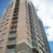 Ход строительства жилого комплекса, 05.07.2012