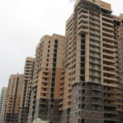 Ход строительства жилого комплекса, 03.03.2015 III очередь