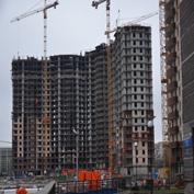 Ход строительства жилого комплекса, 19.02.2014 II очередь