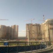 Ход строительства жилого комплекса, 20.05.2014 II очередь