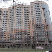 Ход строительства жилого комплекса, 03.03.2015 II очередь