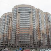 Ход строительства жилого комплекса, 07.04.2015 II очередь
