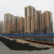 Ход строительства жилого комплекса, 07.04.2015 III очередь