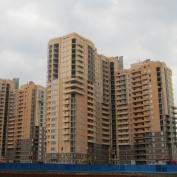 Ход строительства жилого комплекса, 28.04.2015 III очередь