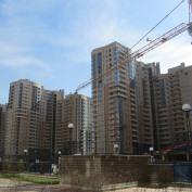 Ход строительства жилого комплекса, 27.05.2015 III очередь