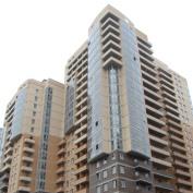 Ход строительства жилого комплекса, 18.09.2015 III очередь