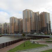 Ход строительства жилого комплекса, 05.10.2016 III очередь