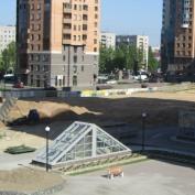 Ход строительства жилого комплекса, 16.05.2016 III очередь