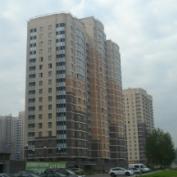 Ход строительства жилого комплекса, 23.09.2014 II очередь
