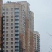 Ход строительства жилого комплекса, 29.11.2014 II очередь
