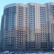 Ход строительства жилого комплекса, 24.12.2014 II очередь