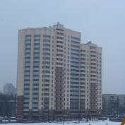 Ход строительства жилого комплекса, 28.01.2015 II очередь