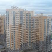 Ход строительства жилого комплекса, 19.11.2015 III очередь
